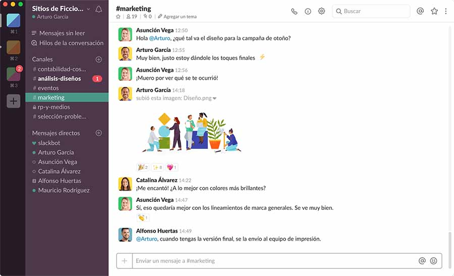 Slack: la plataforma on line para el periodismo colaborativo